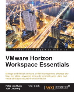 Packt Publishing's VMware Horizon Workspace Essentials