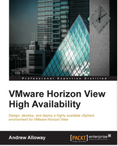 VMware Horizon View High Availability